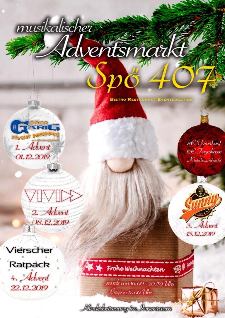 Musikalischer Adventsmarkt Spö407