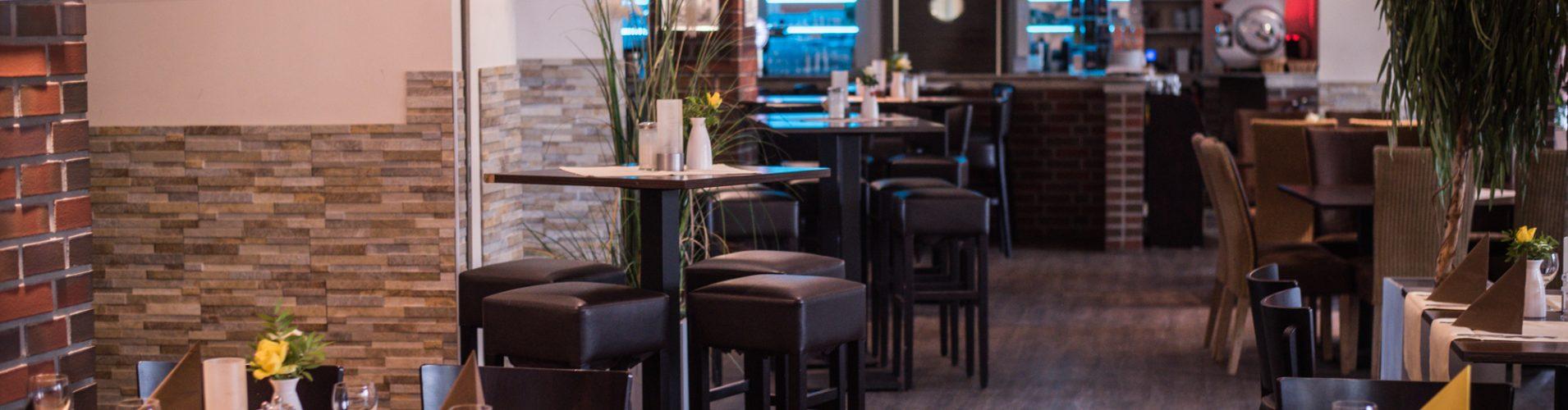 Innenbereich Restaurant Rheydt