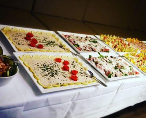 Buffet Hochzeitsfeier
